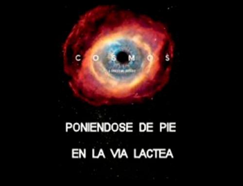 Cosmos: Una Odisea en el Espacio y el Tiempo. Poniendose de Pie en la Via Lactea (2014)