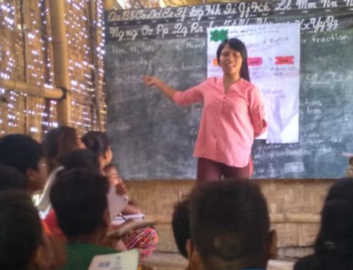 Enseñanza de la ciencia en comunidades indígenas. Lumad (Filipinas)